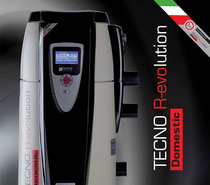 Tecno R-Evolution Aspiration centralisée Sistem Air
