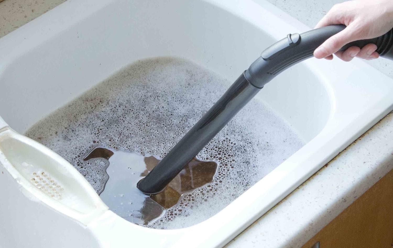 aspirateur eaux et poussieres cinetris